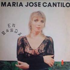 """1989  """"En Banda"""" -  María José Cantilo"""