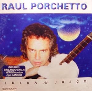 """1996  """"Fuera de Juego"""" - Raúl Porchetto"""