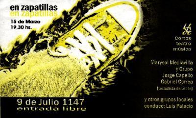 En Zapatillas