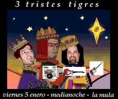 """3TT """"REYES"""" (La Mula)"""